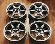 Rare JDM SSR Competition type C  Wheels 5x100 Toyota Scion Subaru VW Mk4 Audi