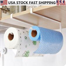 Hanging Bathroom Toilet Paper Towel Holders Tissue Roll Rack Storage Roll Hanger
