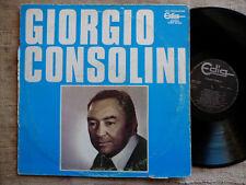 Giorgio Consolini – Giorgio Consolini  - LP