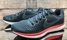 26728c8f79e0 Men s Nike Air Zoom Pegasus 34 Size 11 Blue Crimson Running Shoes