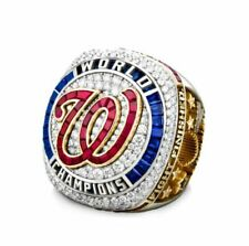 2019 Washington Nationals World Series Championship ring Official Style