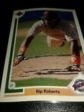 1991 Upper Deck Baseball Card #271 Bip Roberts SD Padres NM-MT Condition