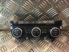 VOLKSWAGEN VW PASSAT B7 2010-2014 HEATER CONTROL PANEL (AIR CON)