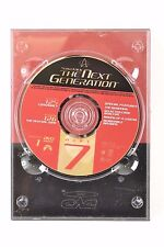 1/7 Star Trek The Next Generation Season 1 Replacement Disc 7 DVD Only DisC ONLY