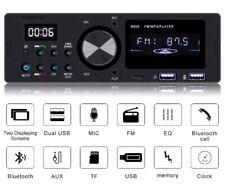 Everimprove Single Din Car Stereo with Bluetooth,Car Stereo Receiver Dual USB...
