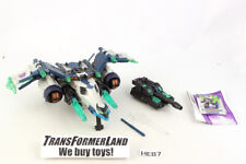 Megatron 100% Complete Leader Energon Transformers