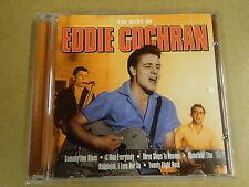 CD / THE BEST OF EDDIE COCHRAN