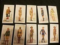 Military Uniforms of the British Empire Overseas (1938) John Player - Buy 2 Save