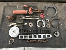 Steampunk Lot Arts And Crafts Vintage Industrial Machine Age Decor Art