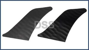 New Genuine BMW  Black Stone Guard Set Magnetic Black 82110004829 OEM