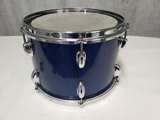 "Slingerland 13"" 1960s Blue Sparkle Tom Drum"