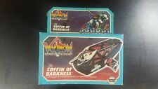 Vintage Voltron Coffin of Darkness, CIB, Complete in Box, Pahosh Place HTF