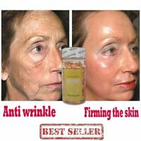 VITAMIN E 100% HYALURONIC ACID FACIAL SERUM SKIN CARE ANTI AGING WRINKLE AGELESS