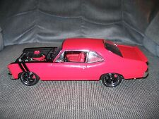 GMP 1970 Chevy Nova Street Fighter in Red.TOM'S GARAGE LE #030 of 102.1/18 NEW!