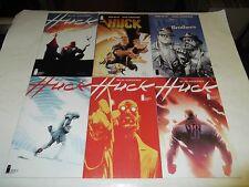 Huck #1-6 Image Comics  *A*