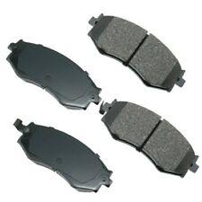 Ceramic Brake Pads -AKEBONO ACT485- CERAMIC BRAKE PADS