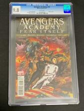 AVENGERS ACADEMY #15, (2011) CGC 9.8, Marvel Comics, White Pages