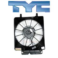 for Honda CR-V 2002-2006 TYC A/C Condenser Fan Assembly