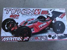 *NEW* Arrma Typhon 6S BLX 60+mph 1/8 Scale R/C Brushless 4WD Buggy