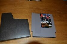 POUR NINTENDO NES MIKE TYSON'S PUNCH OUT PAL FRA