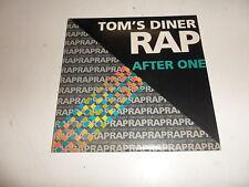 Cd    After One  – Tom's Diner Rap