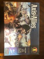 Axis & Allies Avalon Hill Control the Fate of the World 2004 Strategy board game