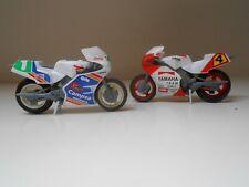 MOTO HONDA CAMPSA SITO PONS & YAMAHA TEAM Nº1 WAYNE RAINEY MOTORBIKE BIKE 80's