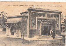 MARSEILLE expo coloniale 1906 2529 diorama de provence mas de santo-estélio