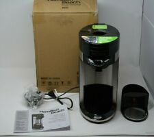 Hamilton Beach SingleServe Coffee Maker FlexBrew 49999A