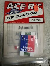 ACE R/C AUTO ADD A TRICKLE ACE 2523
