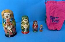 """Nesting Dolls: """"The Princess and the Frog"""""""