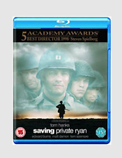 Saving Private Ryan Blu-ray Action/Epic/War/History/D rama Movie Region free