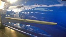 RENAULT MEGANE 4 hb. Side Protection Mouldings / Door Protector / Rubbing Strips
