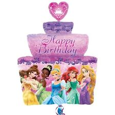 Unbranded Princesses Irregular Party Balloons & Decorations