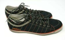 Adidas Neo Sneakers Black Red Casual Shoes Mens Size 10 ART G30728 Vibetouch EUC