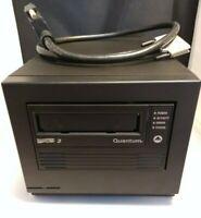 Quantum CL1102 400GB (Native) 800GB (Compressed) LTO Ultrium 3 Ultra-160 SCSI
