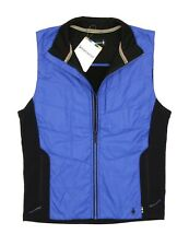 Smartwool Men's Blue Smartloft 60 Vest 12349 Size Medium
