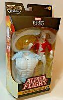 Marvel Legends Alpha Flight GUARDIAN 6in Figure BAF Wendigo X-Force NEW IN STOCK