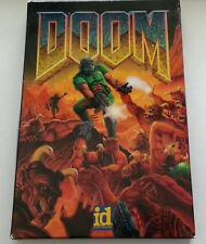 Original Doom PC Computer 3.5 Floppy Discs day 20 buy 1993