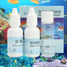 NO2 Profi Nitrate Test Kit - Pro Marine Reef Fish Tank Aquarium Water Tester