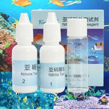 NO2/NO3 Profi Nitrate Test Kit - Pro Marine Reef Fish Tank Aquarium Water Tester