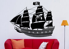 Marine Ship Wall Decal Vinyl Sticker Nautical Pirates Interior Art Decor (11shp)