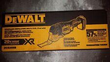 DEWALT DCS355B 20V MAX* XR CORDLESS OSCILLATING MULTI-TOOL (TOOL ONLY Brand NEW