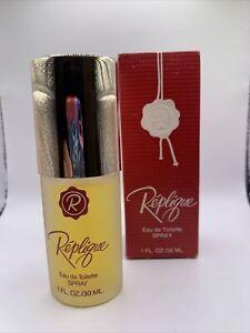 VINTAGE RAPHAEL REPLIQUE EAU DE TOILETTE SPRAY PERFUME 1oz