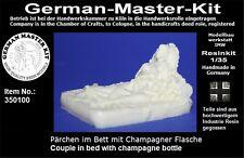 350197 - 1:35, pareja en la cama resin rohling, diorama accesorios GMK World, History