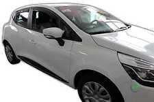 DRE27184 RENAULT CLIO mk4 5 PORTE Hatch. 2012-up deflettori del vento 4pc HEKO colorata