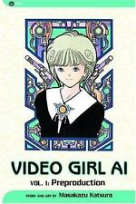 Video Girl Ai, Vol. 1: Preproduction-ExLibrary