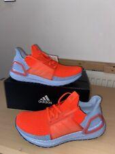 "Adidas Ultraboost 19 M ""Solar Red"" UK 9 US 9.5 G27505"