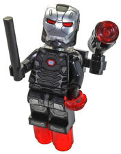 LEGO - War Machine with shooter (76051) Marvel Super Heroes Minifigure (NEW)
