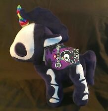"NWT Skelanimals Bonita the Unicorn 2016 10"" Purple Convention Exclusive HTF"